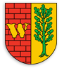 Logo Dzielnicy Wawer m. st. Warszawy